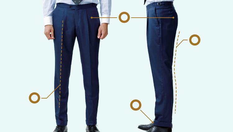 【必読】優等生スーツの着こなしとは? 正しいジャストフィットを知ろう。
