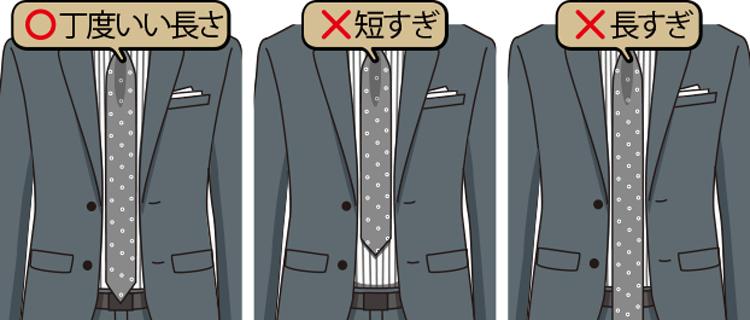 ネクタイ結び