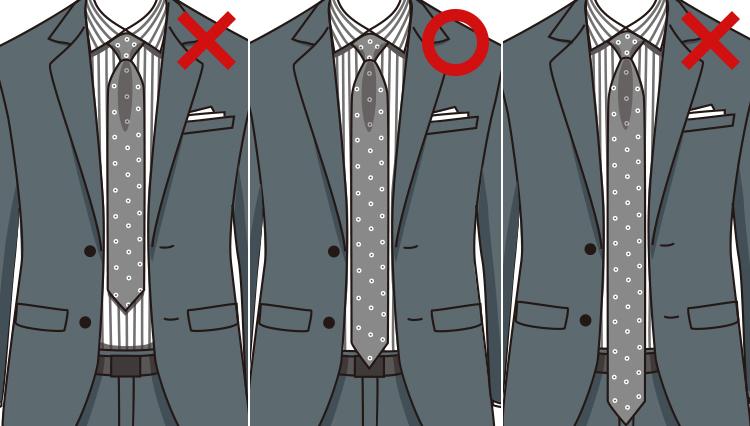 ネクタイ結びの基本はご存知ですか?