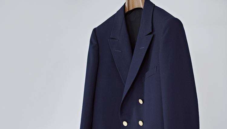 ブレザーを買うならこの一着。ペコラ銀座流、温故知新。 #2020TOPICS