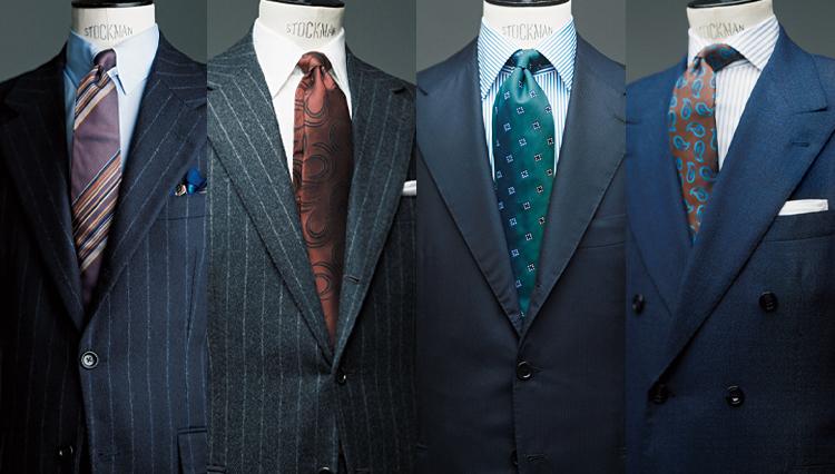 ナポリ四天王の20年スーツ、選びの決め手とは?