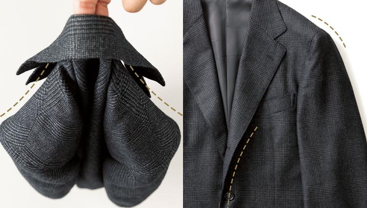 置いて、持って、掛けて、着て! 「いいスーツの見極め方」11のコツ