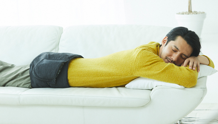 休日のアクティビティ疲れは、手軽にその日にケアが新常識