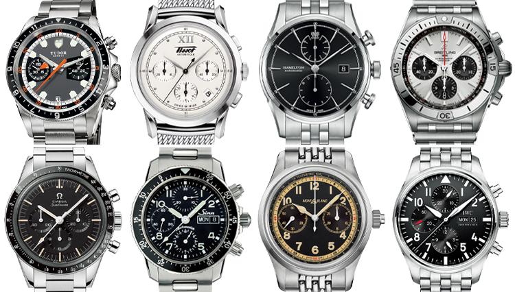 """手は口ほどにモノを言う。""""伝統を重んじる男""""を表現できる腕時計とは?"""