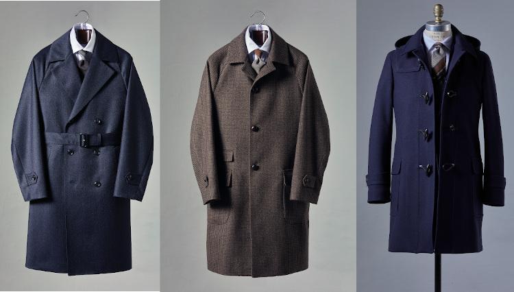 「麻布テーラー オーダーコート フェア」で理想の一着を実現する!
