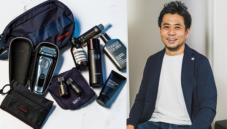 【意識の高い男たちの習慣と、その流儀】MOON-X CEO・長谷川晋さんの場合