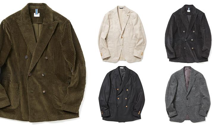 「この秋、注目のジャケット」15選を人気セレクトショップにリサーチ!