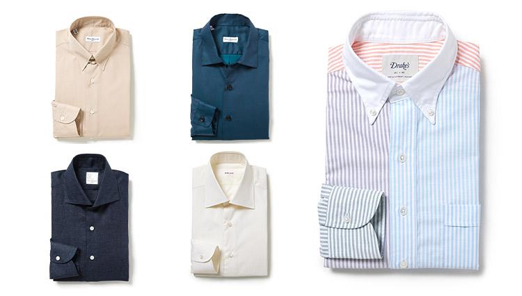 「この秋、注目のシャツは何ですか?」5店舗に聞いた人気15選はコレ!
