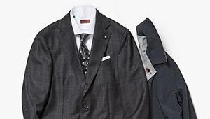 気合を入れたい日のスーツ、今なら何が正解?【着回し1週間/ストラスブルゴ編#1】