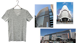 汗問題の強い味方「SEEK」が阪急メンズでポップアップ開催!