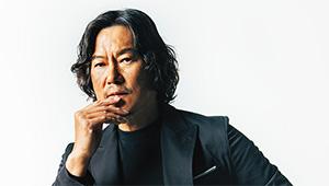 【豊川悦司さんインタビュー】服は違う自分になれるいちばん身近なツール