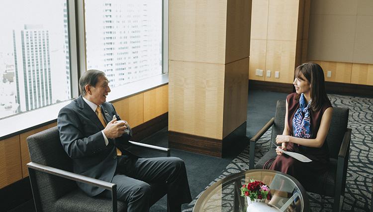 加藤綾子さん連載「学生時代は50種類ものバイトをして30日かけて日本一周も」東急・野本弘文氏