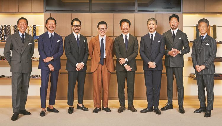 日本服飾界からイタリアへの恩返しネクタイ、本日より販売開始!