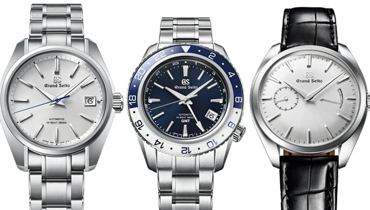 """スタイルに""""信頼""""を与えてくれる「グランドセイコー」注目の腕時計3本"""