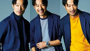 秋冬に1枚買い足すなら「紺のニットジャケット」で間違いない理由