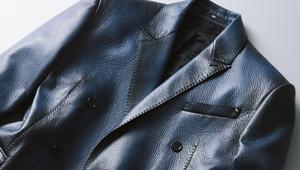 ブランド史上初!ベルルッティの休日ジャケットは「これさえ着れば」の艶やかな一着