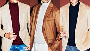 着るだけでお洒落な「キャメル色のジャケット」コーディネート実例3選