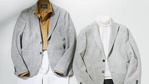 グレーのジャケットは「ライトグレー」を選ぶべき理由とは?