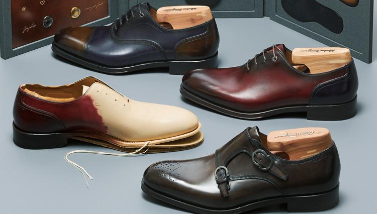 フェラガモ最高峰の靴。自分好みにオーダーできるって知ってた?