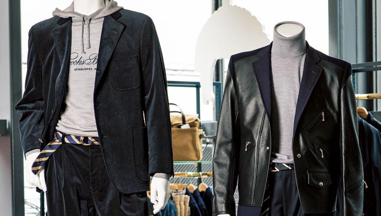 モダンになったブルックス ブラザーズ新店に学ぶ「ジャケットカジュアルの着こなし」