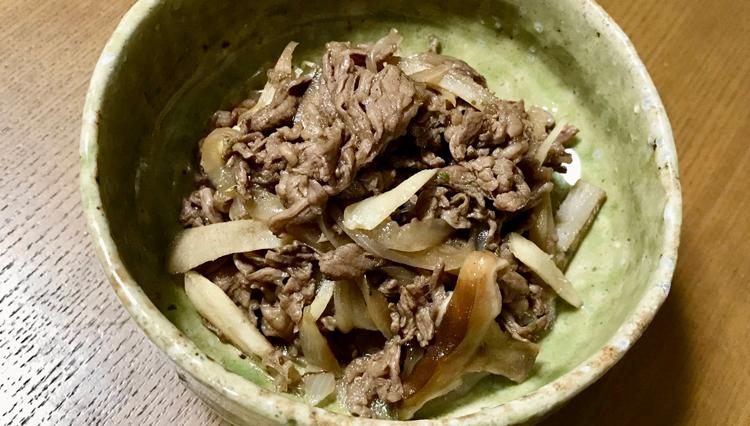 20分で完成! あの調味料で「牛肉の時雨煮」が洋風に変身!