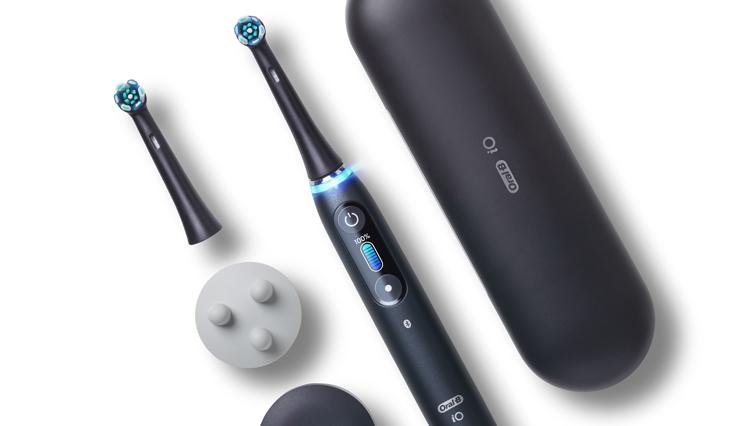 ブラウンの電動歯ブラシ「オーラル B iO9」が新発売【ひと言ニュース】