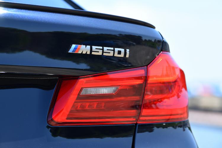 M550i
