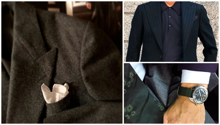 ファッション業界人のスーツ&ジャケットの着こなし流儀とは
