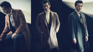 長く着られる本格的な紳士のコートをお探しなら、この5着をチェック!