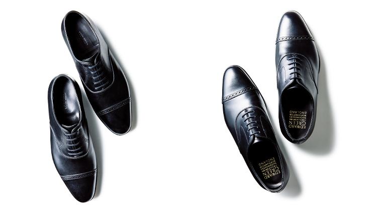 「ジョンロブ」「エドワード グリーン」英国靴2大クォーターブローグの魅力は?