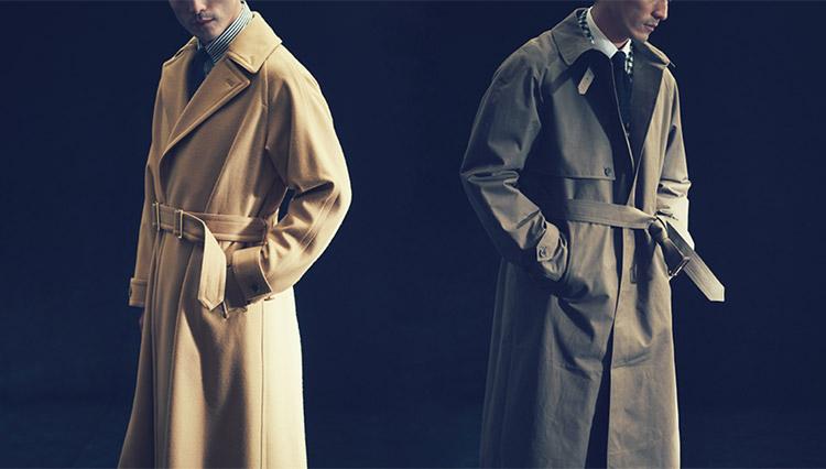 上質な「本格コート」5着を厳選。着るだけでエグゼクティブの風格!