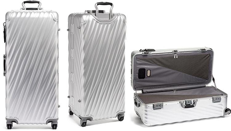 旅のイメージが膨らむ、トゥミの縦長スーツケースが登場!