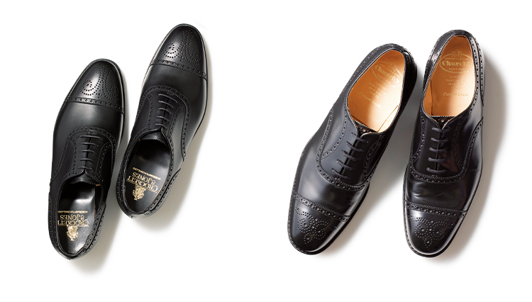 U10万円、英国を代表するセミブローグ本格靴オススメはこの2足!