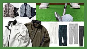 ゴルフシーズンこそ、お洒落の季節なのですね【人気記事TOP5】