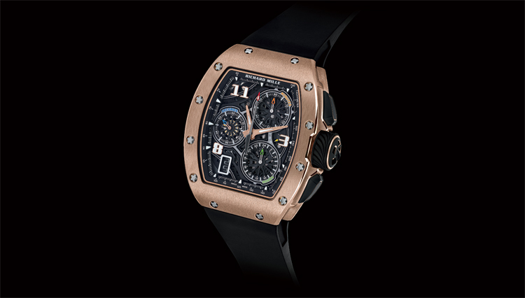機構も価格もまさに規格外!リシャール・ミルの新作クロノを徹底解説【超弩級 複雑腕時計図鑑】
