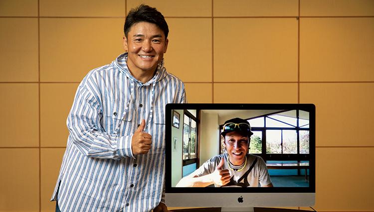【特別対談】東京五輪ゴルフ日本代表ヘッドコーチ・丸山茂樹 × スキージャンプ葛西紀明