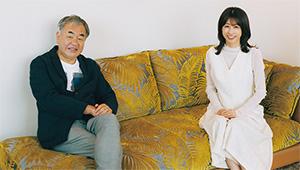 【加藤綾子さん連載】建築家・隈研吾さんに聞く「一流思考のヒント」