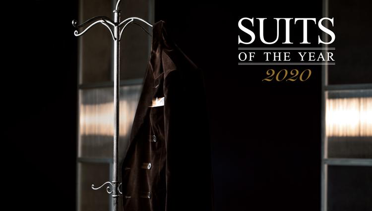 【SUITS OF THE YEAR 2020】受賞者インタビューまとめ「我々を魅了する5人の物語とスーツ」