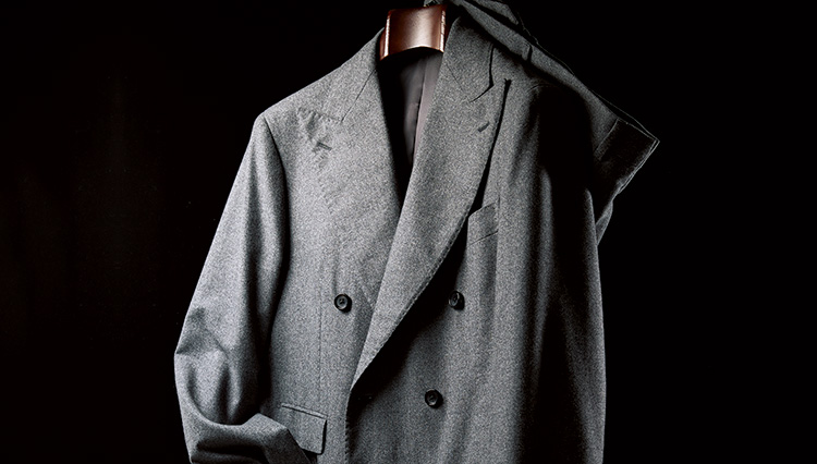 「ライトグレーのスーツ」を今っぽく着るには?【ビームス中村さん&西口さん対談】