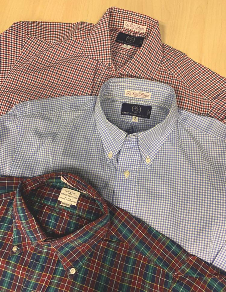 トロイ シャツ メーカーズ ギルドのシャツ
