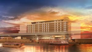 隅田川を一望できる「ザ・ゲートパークホテル両国 バイ ヒューリック」が新オープン【ひと言ニュース】