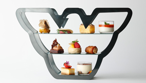 西日本初のエンポリオ アルマーニ カフェが誕生! 限定コレクションも販売