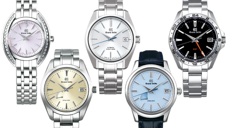 勝者のスーツに一流の腕時計を。SUITS OF THE YEAR 2020受賞者のグランドセイコー