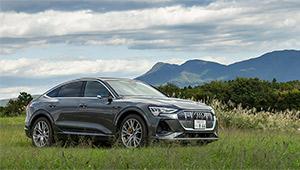 自動車メーカーが本気で作った電気自動車、アウディ「e-tron」の実力とは?