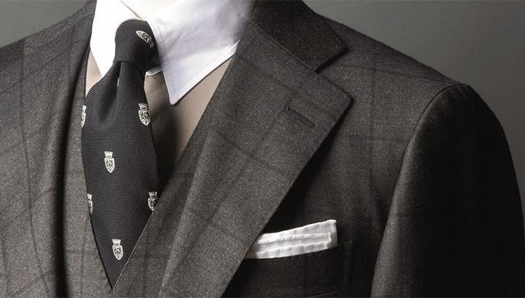 シップスで買うべき「ナンバー1のスーツ」は? プレス担当者のオススメはこの一着