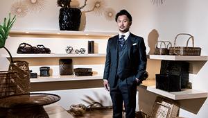 京都のモノ作りを知るリーダーが語る、オーダースーツの魅力とは?