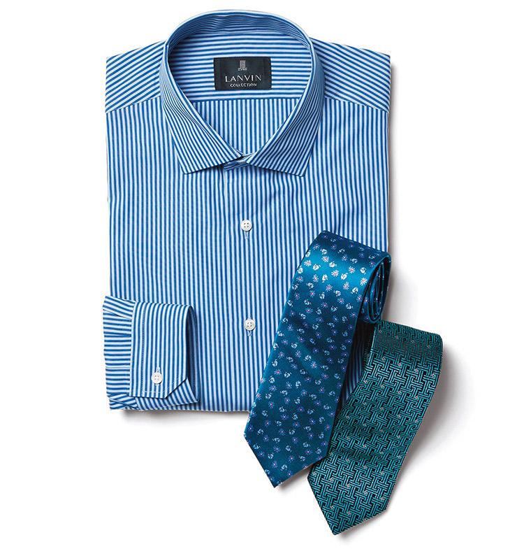 ランバン コレクションのシャツ&タイ