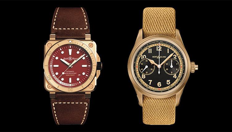 味出しで渋さが増す「ブロンズケース」の腕時計が増えています!【おすすめ3モデル】
