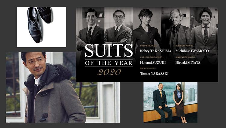 今年も終盤、SUITS OF THE YEAR受賞者が発表に!【人気TOP5】