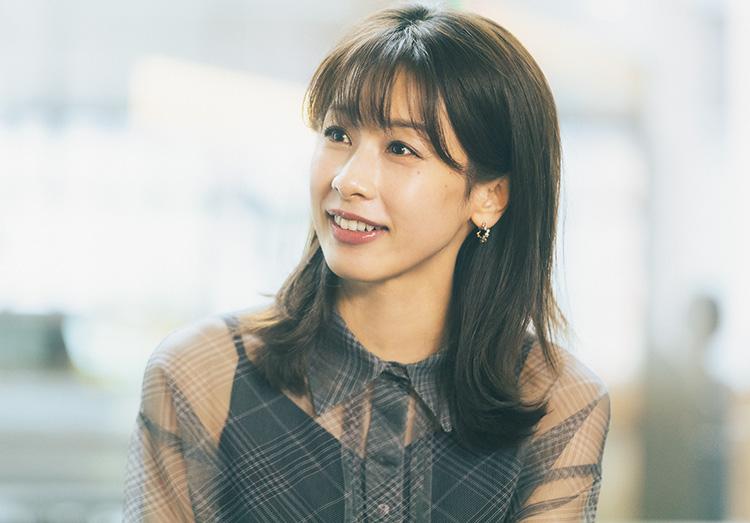 加藤 綾子さん